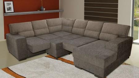 Qual sofá usar para sala HOME THEATER e LIVING?
